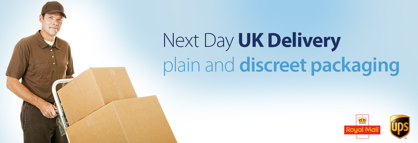 Next Day UK Delivery
